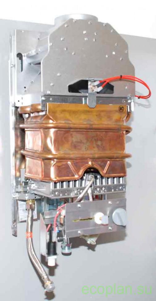 Газовая колонка bosch wr13 2 p23 ремонт своими руками
